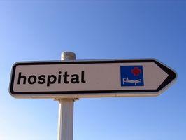 Hvordan finne en Hospital nær deg