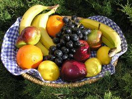 Matvarer som bidrar til Heal galleblæren