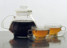 Forebygging av kalsium oksalat & Monohydrate nyrestein