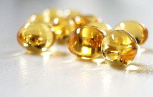 Vitaminer for å forebygge tørr hud
