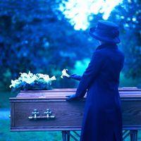 Hvordan sørge over din manns død