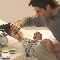 Behandling av høy feber hos barn