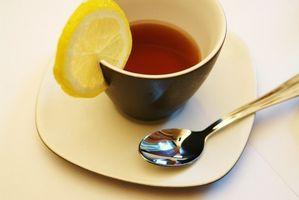 Hvordan du drikker et avføringsmiddel Tea
