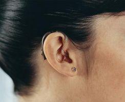 Åpne Fit Høreapparat Høyttaler Typer