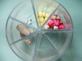 Hvordan Svelg piller med større letthet