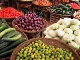 Naturlige kilder til vitaminer