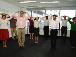 Hvordan kan et treningsprogram Forbedre Helse & Job Satisfaction av en Worker?