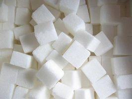 Tegn og symptomer på en raffinert sukker Allergi
