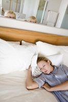 Hva typer puter jeg kan sove på å støtte mitt Neck?