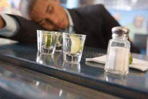 Virkninger av alkoholforgiftning