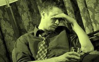 Alcoholic Detox Symptomer