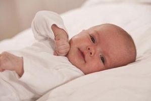 Slik Clear en baby nesebor