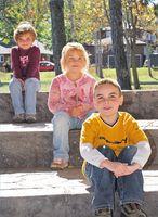 Hva næringsstoffer er nødvendig i et sunt kosthold for barn?