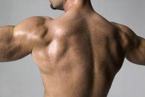 Hvordan du kan forbedre Lat Muskler Uten en Gym