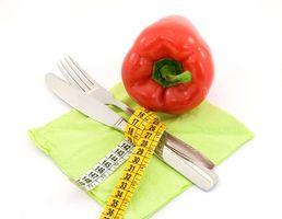 Hvordan å beregne hvor mange kalorier jeg spiste i dag