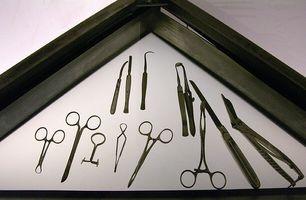 Hva er en brokk kirurgi Kalt?