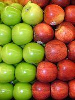 Egenskaper av Apple Fruit