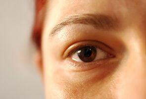 Antibiotika for en øyeinfeksjon