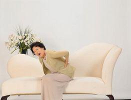Hvordan stoppe en ryggspasmer