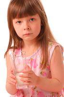 Barnas laktosefrie dietter
