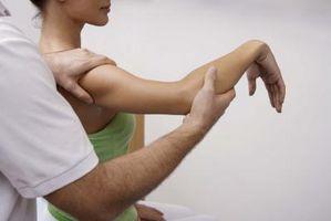 Fysioterapi for plexus brachialis Skader