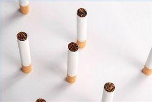Om Hoste ved røykeslutt