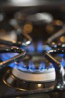 Symptomer på Natural Gas Eksponering