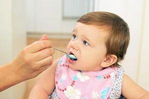 Hvordan lage en Infant Spis Bedre