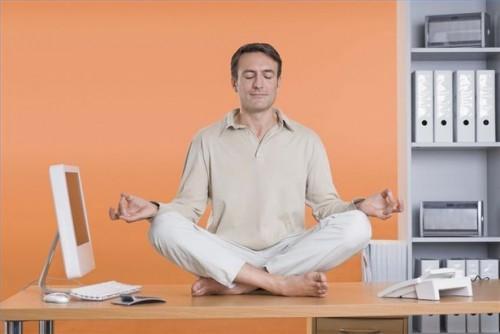 Slik praksis Mindfulness meditasjon