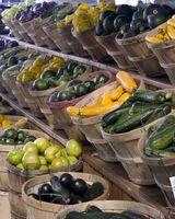 Matvarer som redusere overdreven mage syre