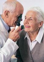 Optometric Eksamen hos eldre