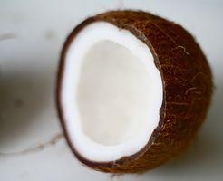 Hvordan rense tarmen med Coconut Oil