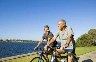 Aktiviteter for eldre menn