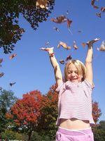 Abdominal muskel belastning hos barn