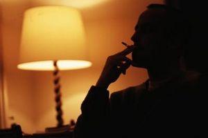 Lange Effekter av tobakk