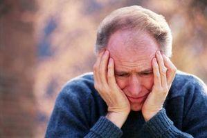 Tegn og symptomer på Syklisk depresjon