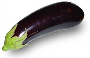 De ernæringsmessige fordelene av aubergine