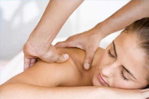 Hvordan Gi svensk massasje for Shoulders