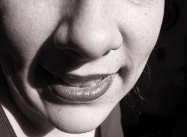 Slik fjerner Oral Vorter