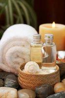 De terapeutiske fordelene med essensielle oljer