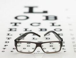 Typer av Eye synsproblemer