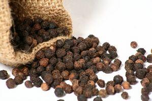 Black Pepper & prostatakreft