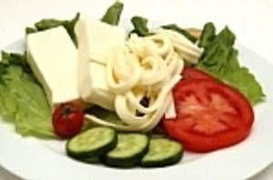 Foods lavt i kalorier og høy i Energy
