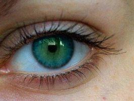Symptomer på akutt trangvinkelglaukom