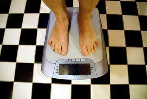 Fysisk aktivitet og kaloriinntak