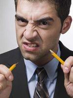 Hvordan å stoppe aggressive impulser