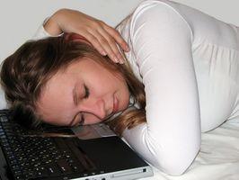 Forskjellen mellom søvnighet og tretthet