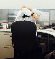 Hvordan holde Muskler Loose ved et skrivebord