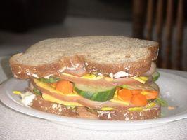 Hvordan pakke en diabetiker Lunch