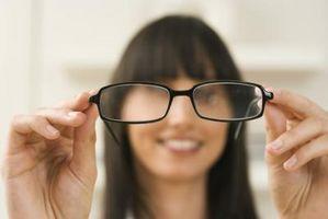 Teknikker for montering Briller